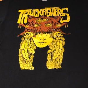 ❤️Free with purchase❤️ Truckfighters tshirt M